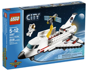LEGO CITY 3367 SPACE SHUTTLE TRANSBORDADOR ESPACIAL